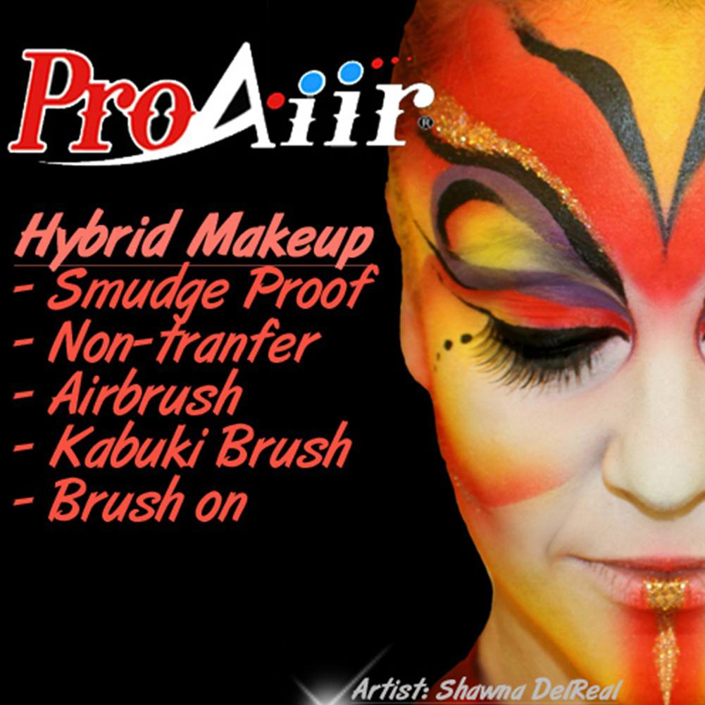 ProAiir Hybrid Standard Makeup - White (2.1 oz/60 ml)