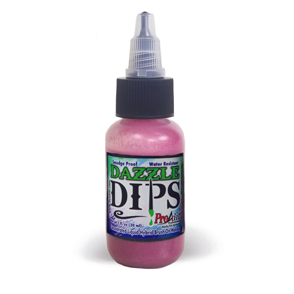 ProAiir DIPS Waterproof Makeup - Pink Dazzle (1 oz/30 ml)