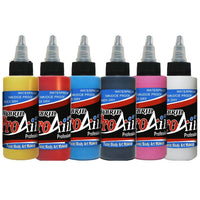 ProAiir Hybrid 6-Color Kit - Standard (1 oz/30 ml)