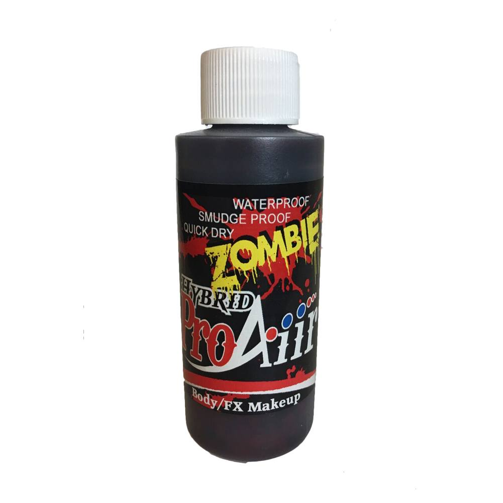 ProAiir Hybrid Zombie Makeup - Old Blood (2.1 oz/60 ml)