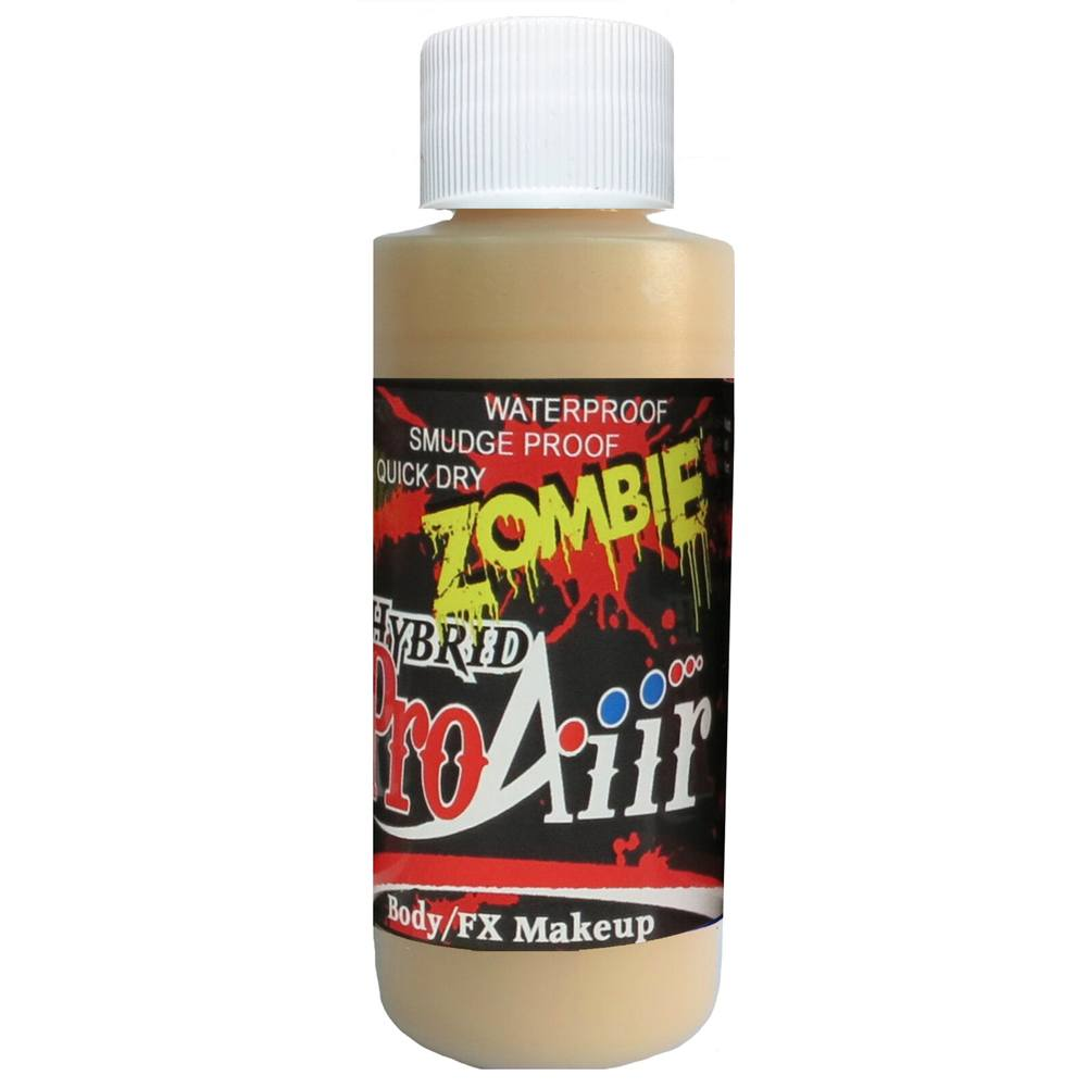 ProAiir Hybrid Zombie Makeup - Pale Dead (2.1 oz/60 ml)