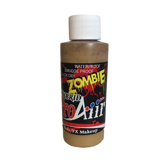 ProAiir Hybrid Zombie Makeup - Rotted Flesh (2.1 oz/60 ml)