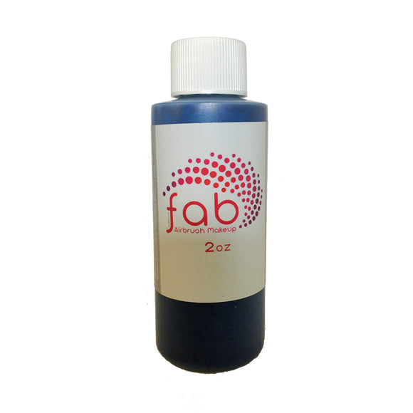FAB Hybrid Airbrush Makeup - Blue Jay Blue (2 oz/58 ml)