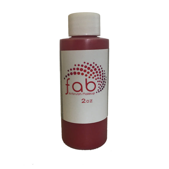 FAB Hybrid Airbrush Makeup - Ruby Red (2 oz/58 ml)