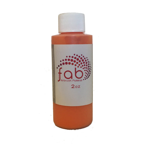 FAB Hybrid Airbrush Makeup - Tropical Orange (2 oz/58 ml)
