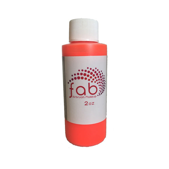 FAB Hybrid Airbrush Makeup - Fluorescent Orange (2 oz/58 ml)