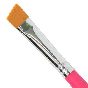 "Silly Farm Paint Pal Beautiful Butterfly Angle Brush (3/8"")"