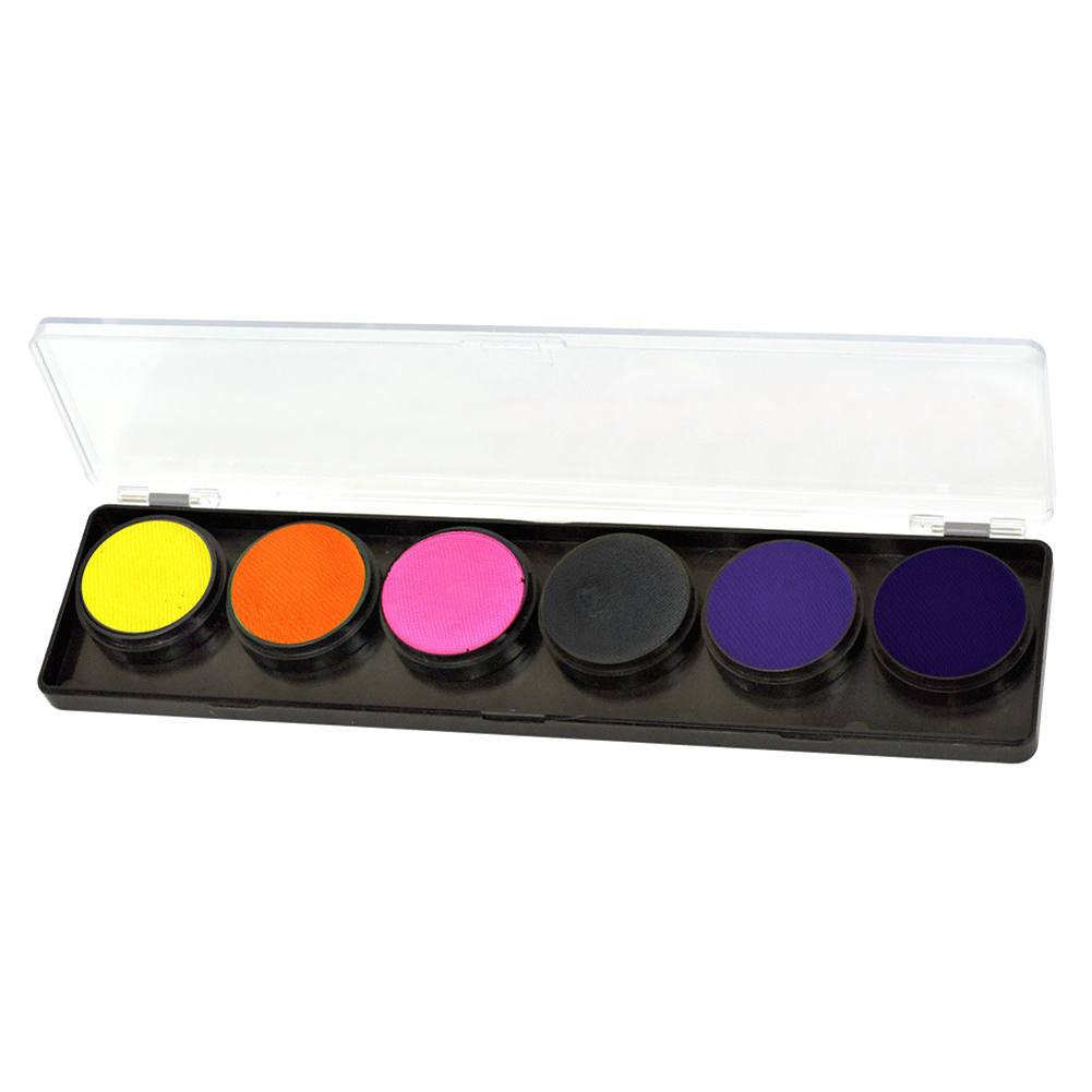 FAB Margi Kanter's Special Edition Face Paint Palette (6 Colors - 11 gm)