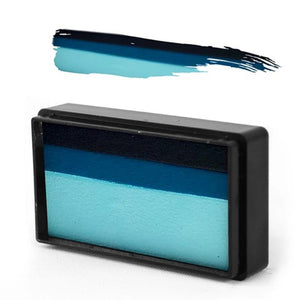 Silly Farm Arty Brush Cake - Shark Teal By Susy Amaro (20 gm)