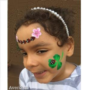 TAG Pink Face Paints - Pearl Rose