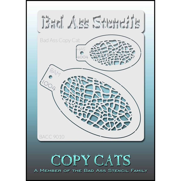 Bad Ass Copy Cat Stencil - BACC 9010