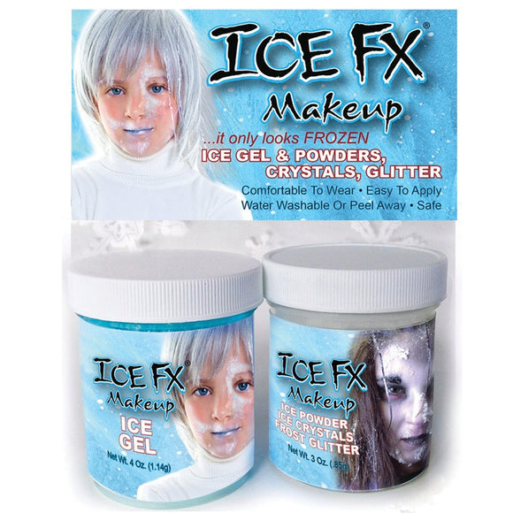 Ice FX Frozen Makeup Kit