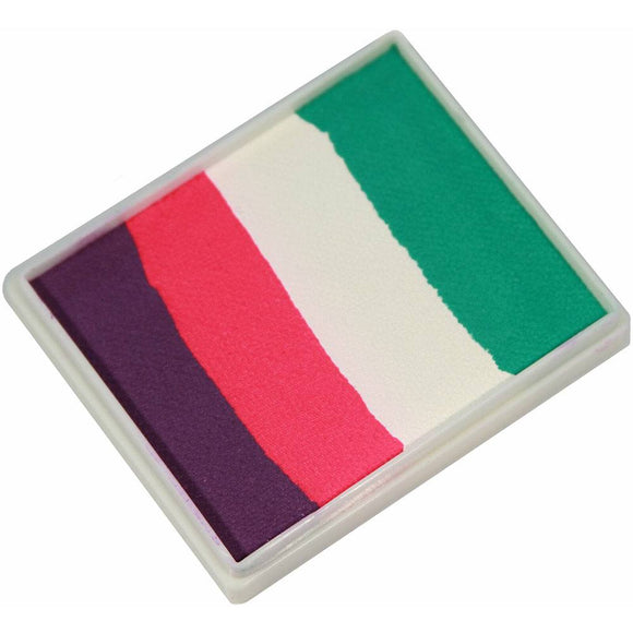 TAG Face Paint Split Cakes - Bubblegum (1.76 oz/50 gm)