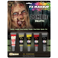 Tinsley Transfers Zombie FX Makeup Set