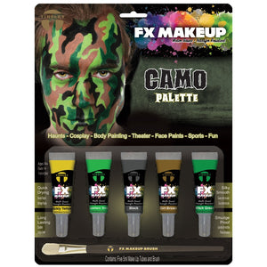 Tinsley Transfers Camo FX Makeup Set