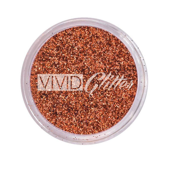 VIVID Glitter Copper Kiss Glitter Stackable (10 gm)