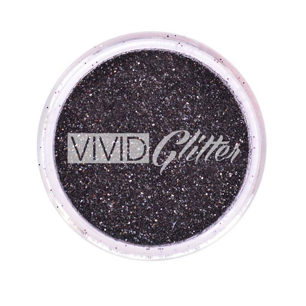 VIVID Glitter Midnight Glitter Stackable (10 gm)