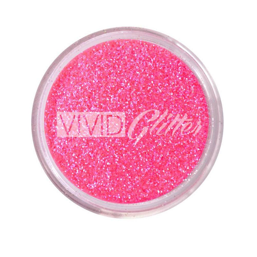 VIVID Glitter Pink Kiss Glitter Stackable (10 gm)