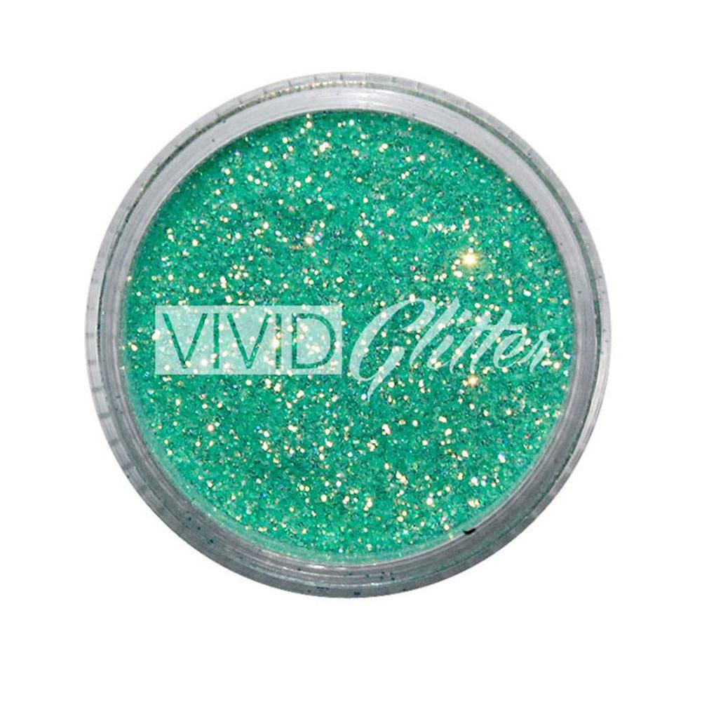 VIVID Glitter Golden Mint Glitter Stackable (10 gm)