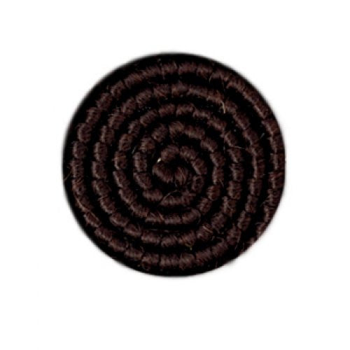 Graftobian Dark Brown Crepe Hair (1 yard)
