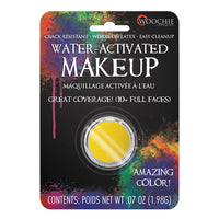 Woochie Water Activated Makeup - Yellow (0.07 oz/1.98 gm)