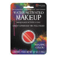Woochie Water Activated Makeup - Red (0.07 oz/1.98 gm)