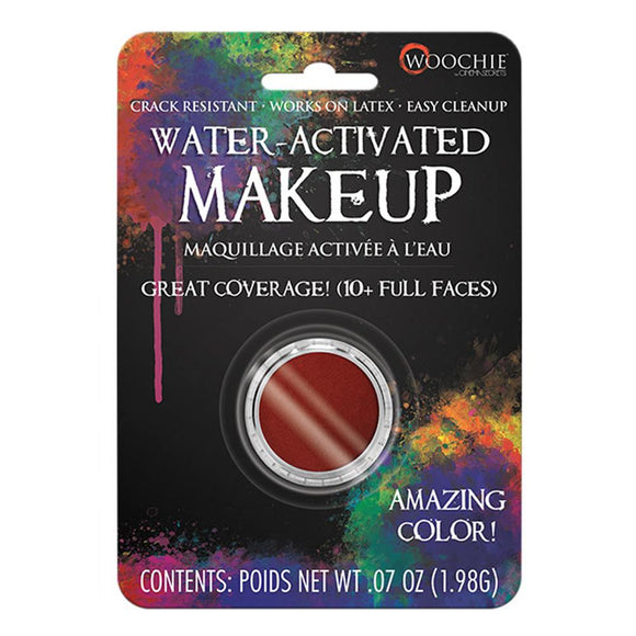 Woochie Water Activated Makeup - Bruised Red (0.07 oz/1.98 gm)