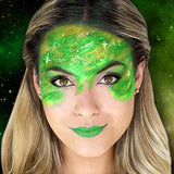 Woochie Water Activated Makeup - Green (0.07 oz/1.98 gm)