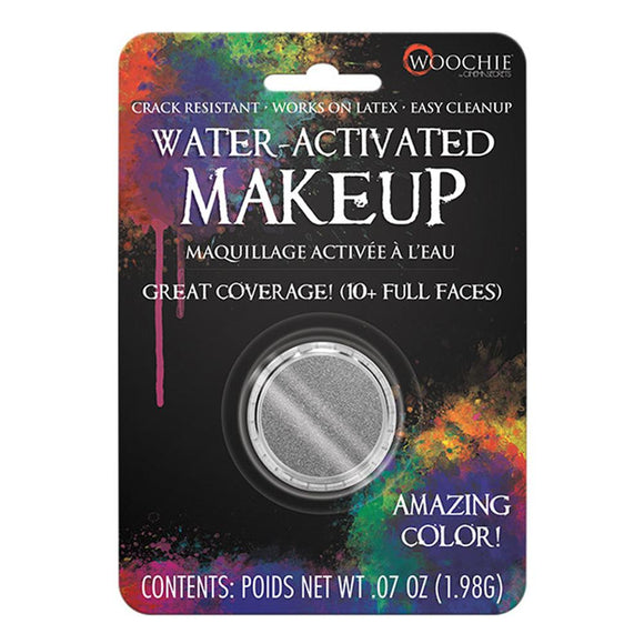 Woochie Water Activated Makeup - Silver (0.07 oz/1.98 gm)