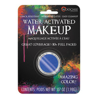 Woochie Water Activated Makeup - Blue (0.07 oz/1.98 gm)