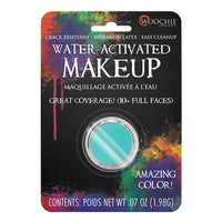 Woochie Water Activated Makeup - Teal (0.07 oz/1.98 gm)
