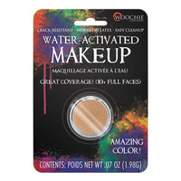 Woochie Water Activated Makeup - Medium Flesh (0.07 oz/1.98 gm)