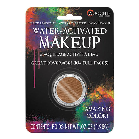 Woochie Water Activated Makeup - Dark Flesh (0.07 oz/1.98 gm)