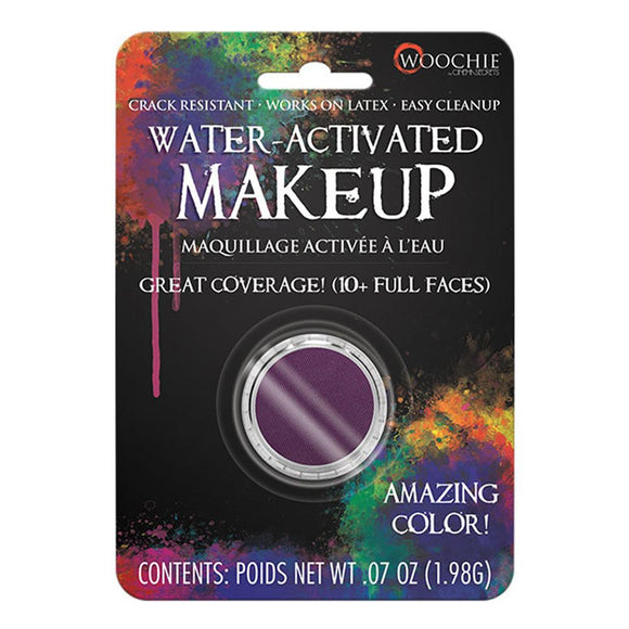 Woochie Water Activated Makeup - Undead Purple (0.07 oz/1.98 gm)