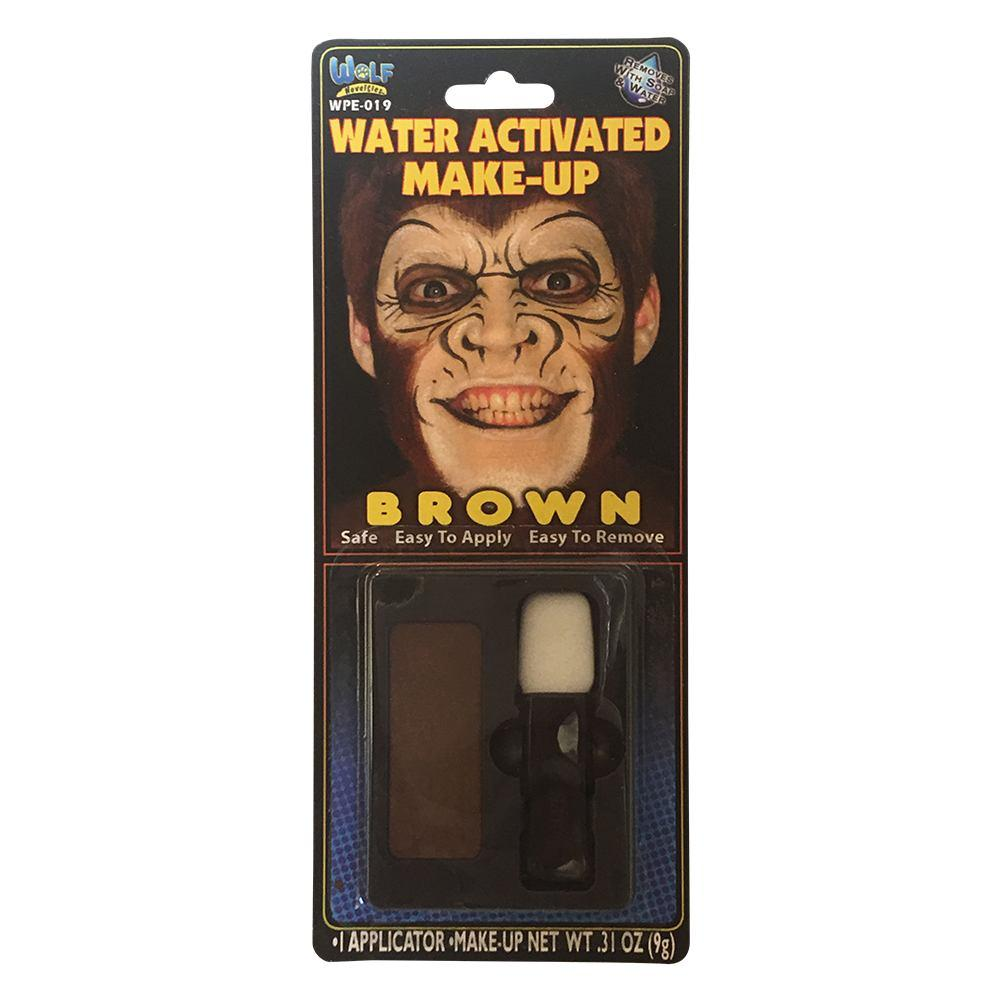 Wolfe FX Face Paint w/ Applicator - Essential Brown ( 9g)
