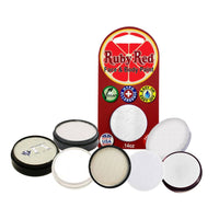 Face Paint Sampler Pack - White Refills (Set of 9)