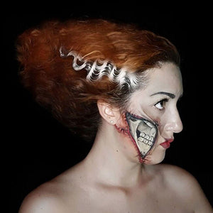 Bride of Frankenstein by Ana Cedoviste: 31 Days of Halloween