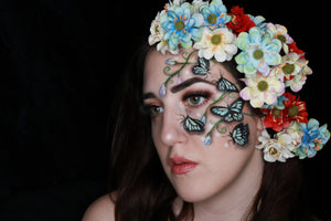 Butterfly Makeup Video by Ana Cedoviste