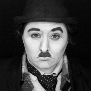 Charlie Chaplin Makeup Tutorial by Bengal Queen