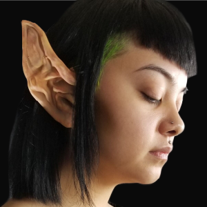 Video: How to Apply Woochie Orc Ears by Church Haley