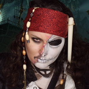 Jack Sparrow and Jack Skellington Mashup Tutorial by Bengal Queen