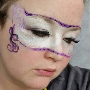 Masquerade Mask and General Eye Design Tutorial