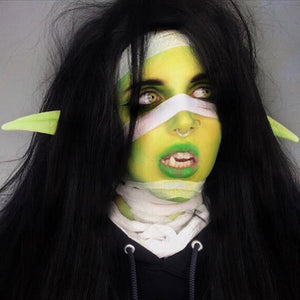 Nott (Critical Role) Makeup Tutorial Video by Grimm