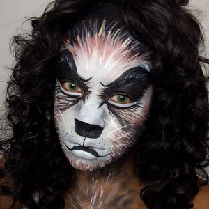 Lady Werewolf Video by Zuri FX