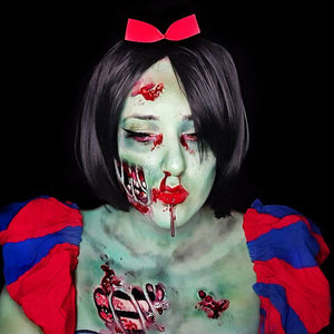 Video: Zombie Snow White by Ana Cedoviste: 31 Days of Halloween