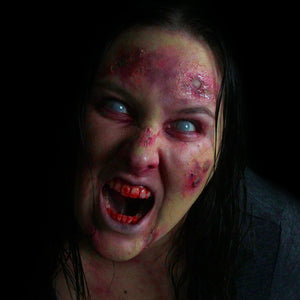 Infected Zombie Tutorial by Bengal Queen
