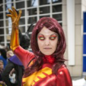 Dark Pheonix – It's the Details that Make the Cosplay