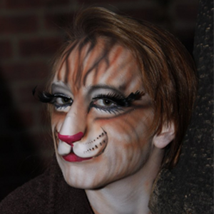 Cat Halloween Makeup and Prosthetic Video Tutorial