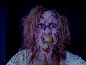 The Exorcist Inspired SFX Makeup