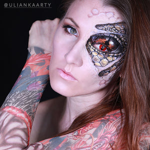 Ripped Skin Video - Dragon Me by Ulianka